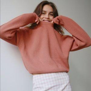 Aritzia Wilfred Manila Sweater
